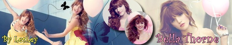 Bella Thorne SUPER LOGO